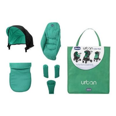 Chicco - Chicco Urban Renk Paketi Green Wave
