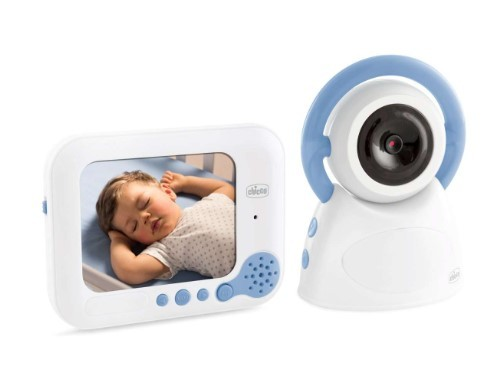 Chicco - Chicco Video Baby Monitor Deluxe 254