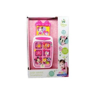 Clementoni - Clementoni Baby Minnie Smartphone 9-36 Ay 14950