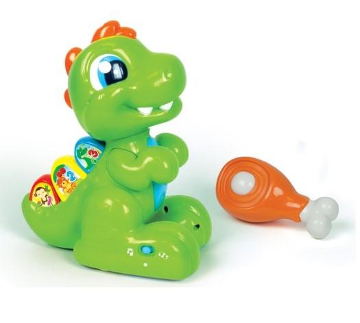 Clementoni - Clementoni Baby T-Rex Dinazor