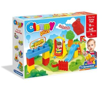 Clementoni - Clementoni Clemmy Plus Oyun Parkı Seti