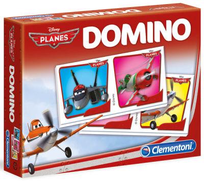 Clementoni - Clementoni Domino Planes