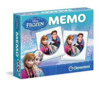 Clementoni - Clementoni Memo Frozen