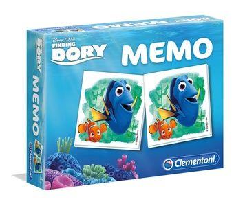 Clementoni - Clementoni Memo Finding Dory