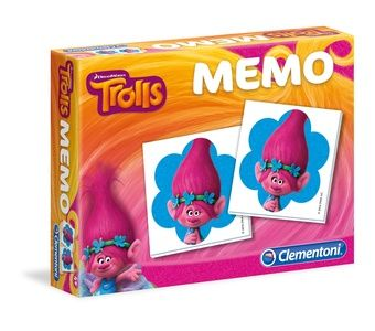 Clementoni - Clementoni Memo Trolls