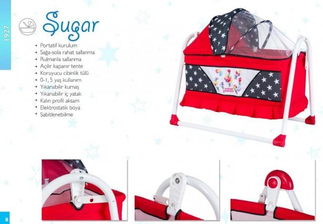 Convers Sugar - Pembe - Thumbnail