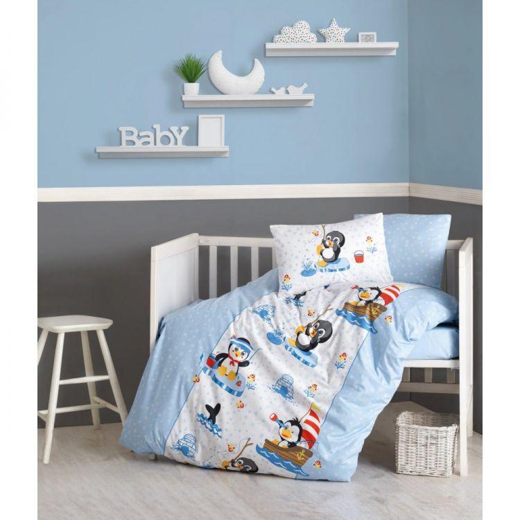 Cottonbox - Cotton Box Dalmaçyalı Bebek Nevresim Takımı