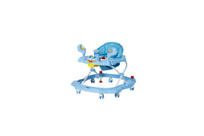 CrystalBaby - Crystal Baby 1328 Spider Yürüteç - Mavi