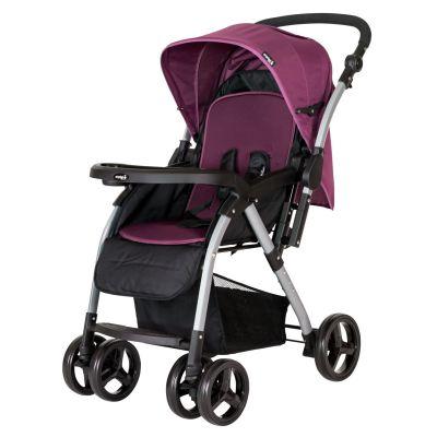 CrystalBaby - Crystal Baby 298 Maria Çift Yönlü Bebek Arabası Lila
