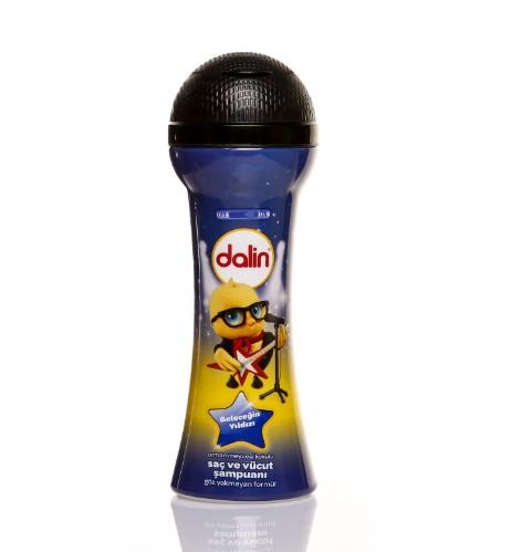 Dalin - Dalin Saç ve Vücut Şampuanı Orman Meyveli Kokulu 300 ml