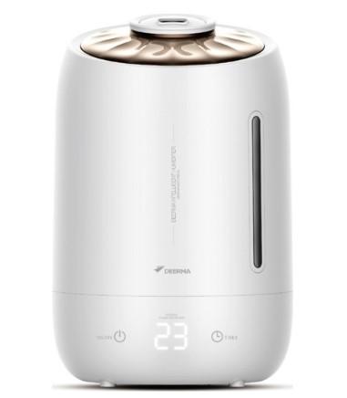 Deerma - Deerma F600 Gümüş İyonlu Ultrosonik Soğuk Buhar Makinesi