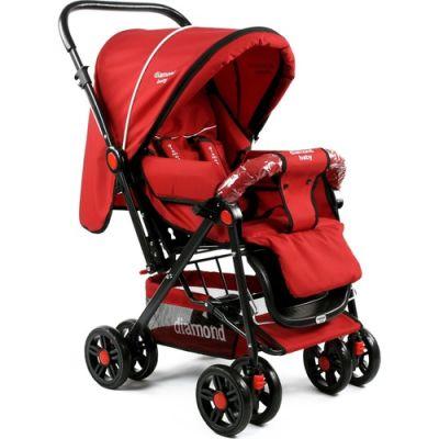 Diamond Baby - Diamond Baby Çift Yönlü Lüks Bebek Arabası