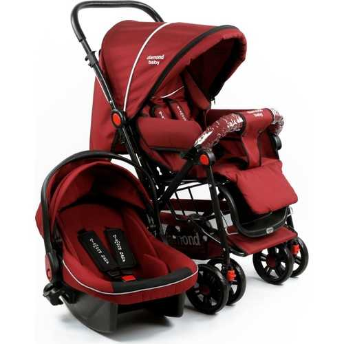 Diamond Baby Seyahat Sistem Bebek Arabası