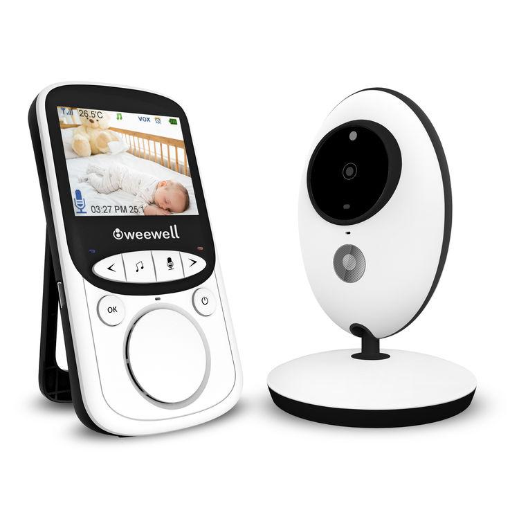 Weewell - Weewell Dijital Bebek İzleme Cihazı WMV815