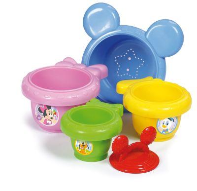 Clementoni - Disney Baby Renkli Kaplar