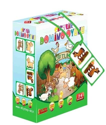 Dıytoy - Dıytoy Çiftlik Domino Oyunu