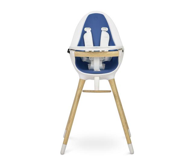 Been - Eggy Mama Sandalyesi Whıte Dıstant Blue