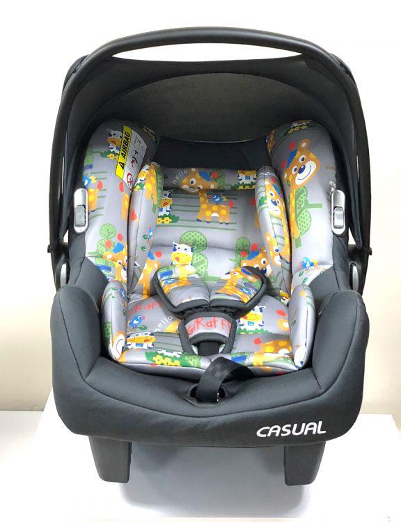 - Eğlenceli Bebek Figürlü 0-13 Kg Oto Koltuğu - VDSN011