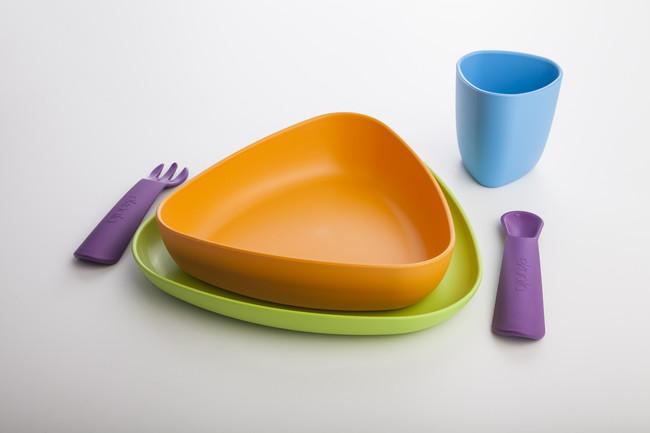 ekoala - Ekoala eKeat İlk Yemek Seti (Colorful V1)