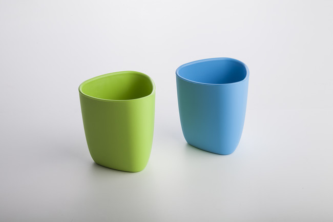 ekoala - Ekoala eKua 2'li Bardak Seti (Yeşil/Mavi)