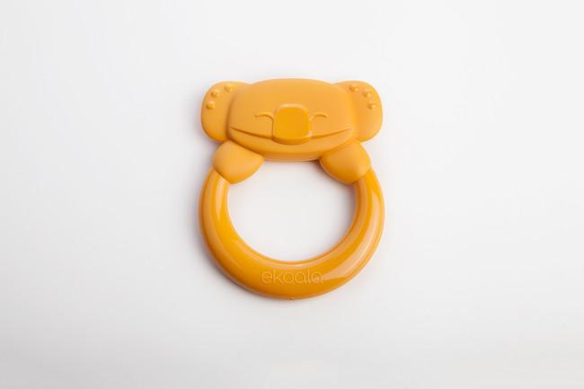 ekoala - Ekoala eKummy Bioplastik Diş Kaşıyıcı (Turuncu)