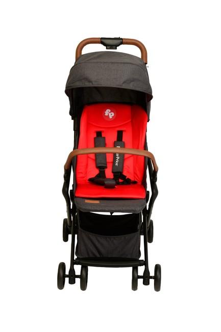 Fisher Price - Fisher Price CLICK Kabin Bebek Arabası Kırmızı
