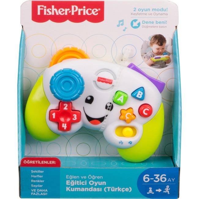 Fisher Price - Fisher Price Eğitici Oyun Kumandası