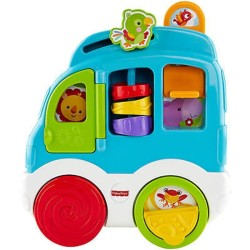 Fisher Price - Fisher Price Eğlenceli Arabam