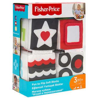 Fisher Price - Fisher Price Eğlenceli Küpler