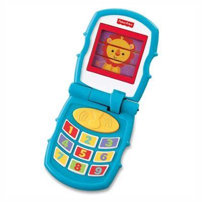 Fisher Price - Fisher Price Kapaklı Telefonum