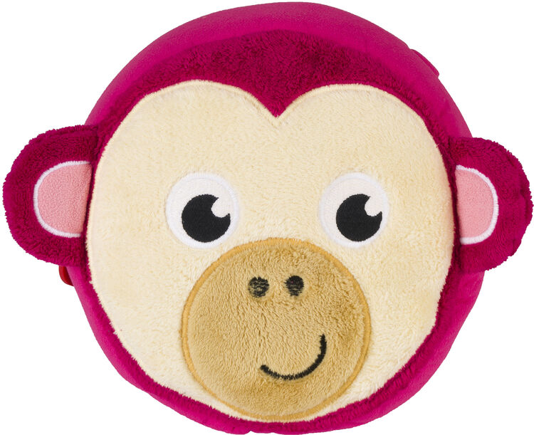 Fisher Price - Fisher Price Monkey Plush Bag
