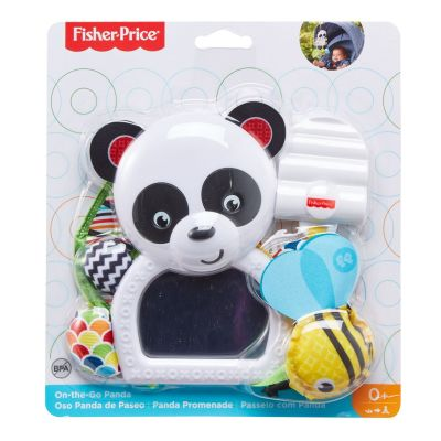 Fisher Price - Fisher Price Aynalı Panda Dişlik