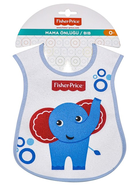 Fisher Price - Fisher Price Fil Dokuma Önlük