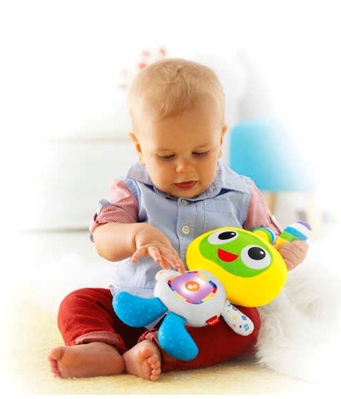 Fisher Price - Fisher Price Peluş BeatBo