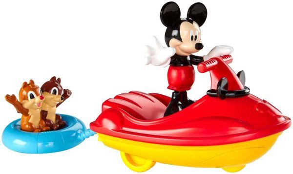 Fisher Price - Fisher Price W0277 Mickey Fig ve Arc Oyun Set