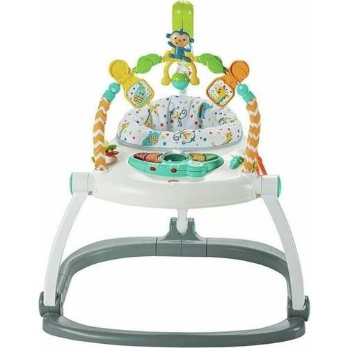 Fisher Price - Fisher-Price Renk Karnavalı Katlanabilir Jumperoo