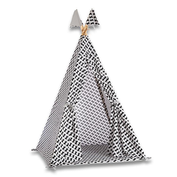 FUNNA BABY - Funna Baby Tepee Çadır(Minderli) - Cross
