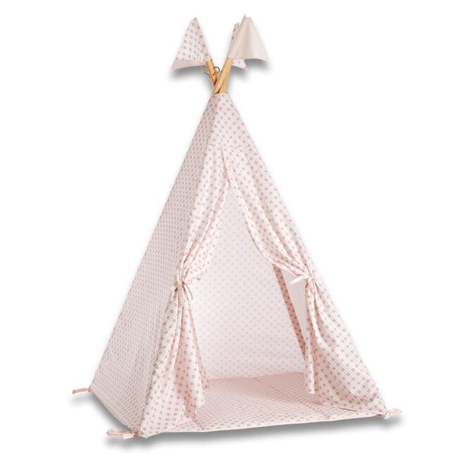 FUNNA BABY - Funna Baby Tepee Çadır (Minderli) - Circle