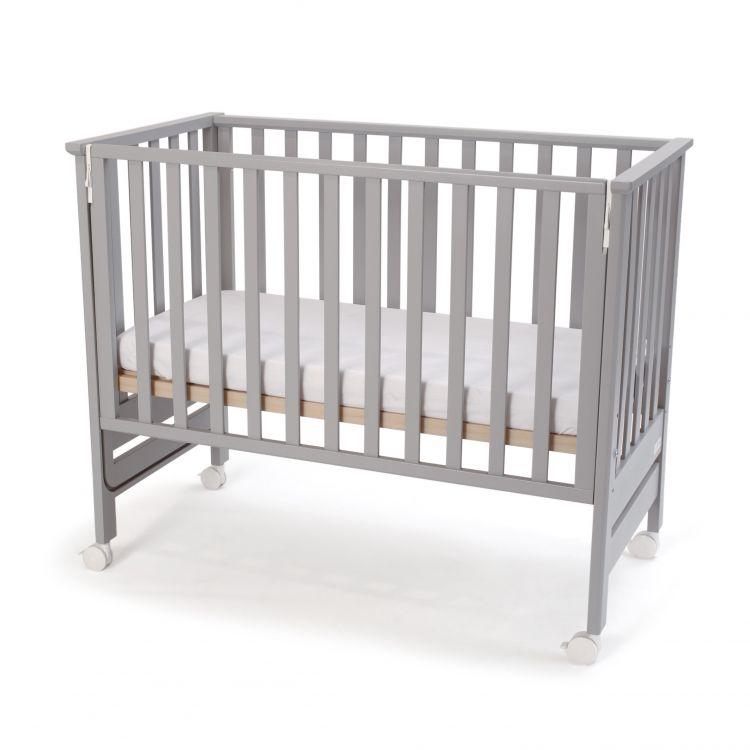 FUNNA BABY - Funnababy Anne Yanı Beşik Ada Gri