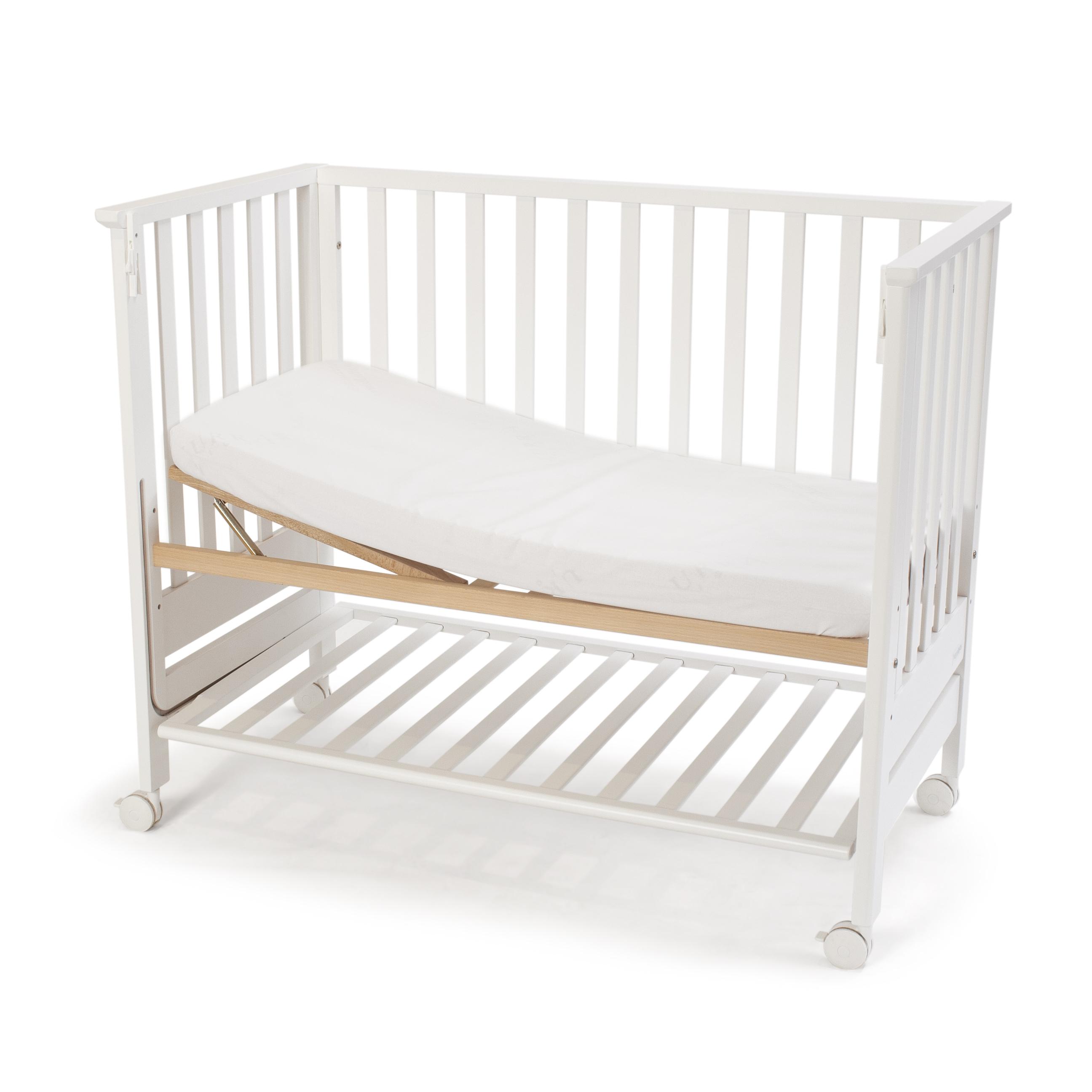Funnababy Anne Yanı Beşik Uyku Seti Hediyeli Beyaz