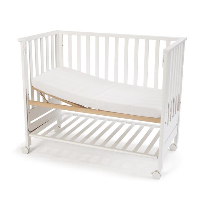 Funnababy Anne Yanı Beşik Uyku Seti Hediyeli Beyaz - Thumbnail