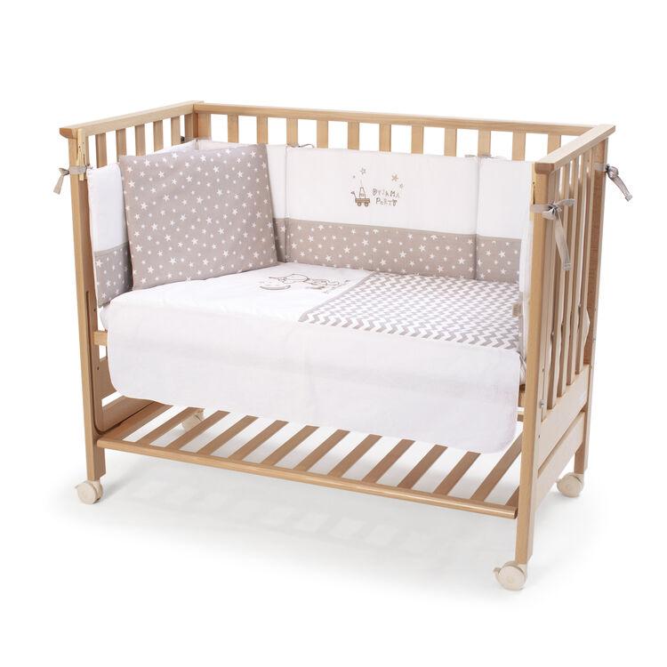 FUNNA BABY - Funnababy Anne Yanı Beşik Uyku Seti Hediyeli Bej