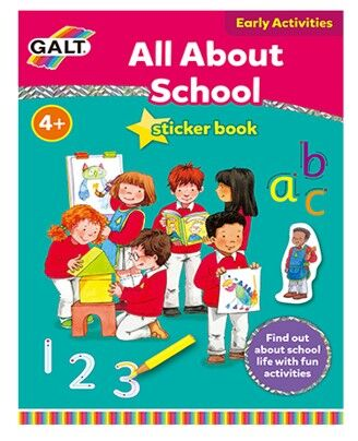 Galt - Galt All About School 4 Yaş+