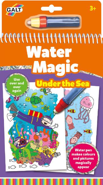 Galt - Galt Water Magic Sihirli Kitap Under The Sea 3 Yaş+