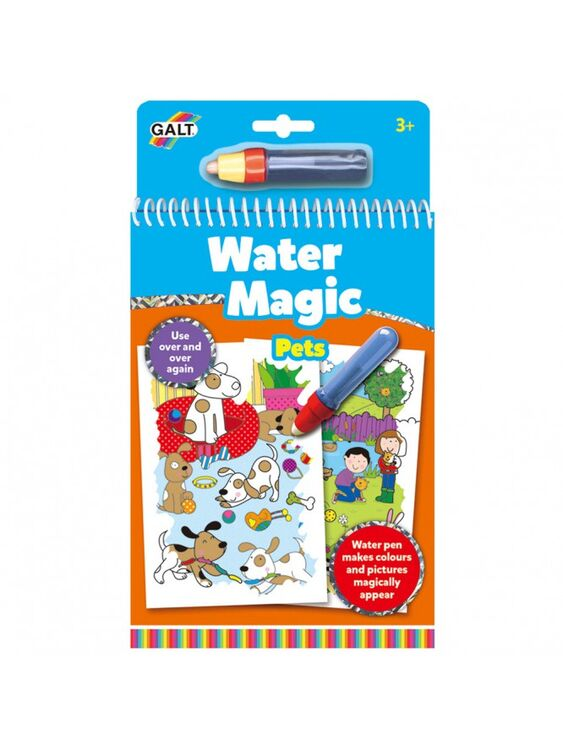 Galt - Galt Water Magic Sihirli Kitap Pets 3 Yaş+