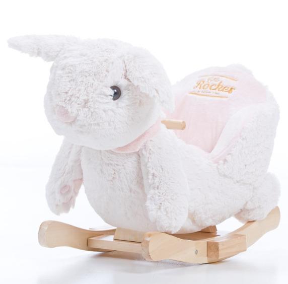 Gerardos - Gerardos Toys Müzikli Sallanan Hayvan Bunny