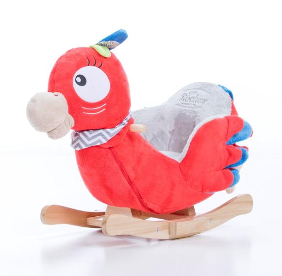 Gerardos - Gerardos Toys Müzikli Sallanan Hayvan Parpağan