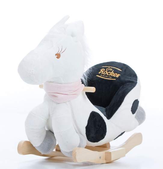 Gerardos - Gerardos Toys Müzikli Sallanan Hayvan Pony