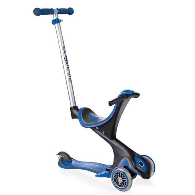 Globber - Globber Scooter Evo Comfort Lacivert 458-100