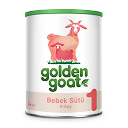 Golden Goat - Golden Goat 1 Keçi Devam Sütü 400gr - Yeni